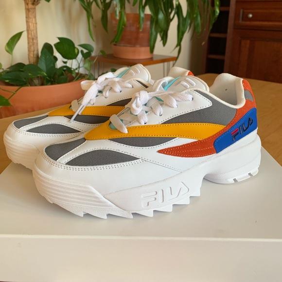 Fila Shoes   V94m X Disruptor Sneaker